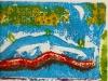 GUADALQUIVIR-DELLE-STELLE-LINOGRAFIA-CM.35X50-1995