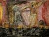ANGELO OSCENO-graffito-su-cera-c-m-40x40-1995