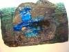 ISOLA DI SALINA-ceramica-cristalli-legno-cm-40x24x11-2009_0