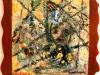 se-questo-e-un-uomo-ceramica-cristalli-legno-cm-42x42-2012